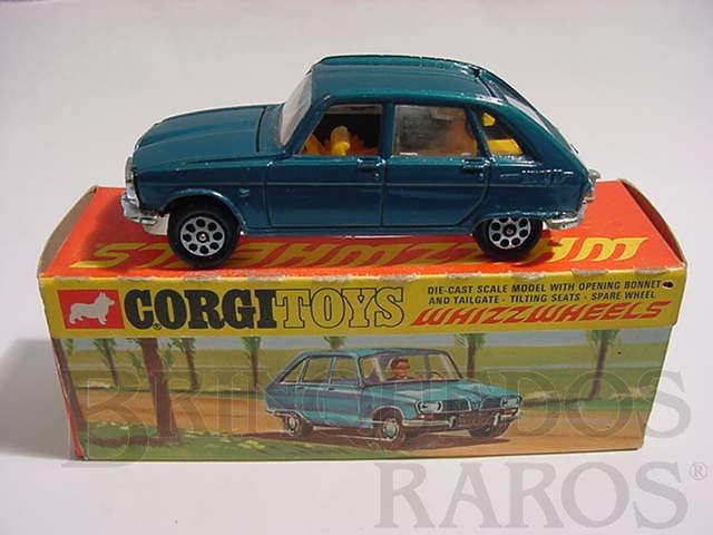 Brinquedo antigo Renault 16 TS