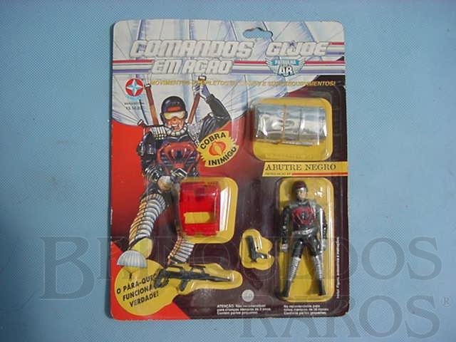 Brinquedo antigo Comandos em Ação Abutre Negro