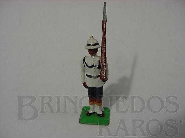 Brinquedo antigo Soldado Australiano Royal Constabulary