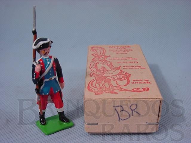 Brinquedo antigo Soldado de Infantaria  de Guaratingueta de 1765