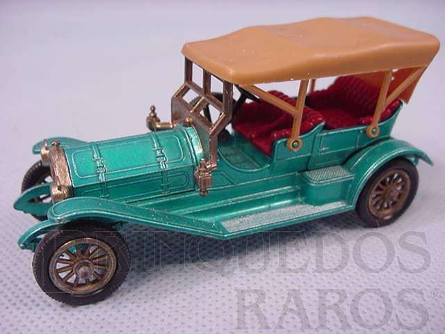 Brinquedo antigo 1909 Thomas Flyabout Yesteryear