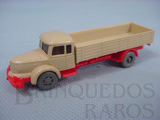 Brinquedo antigo Caminhão Krupp Titan carga seca escala HO