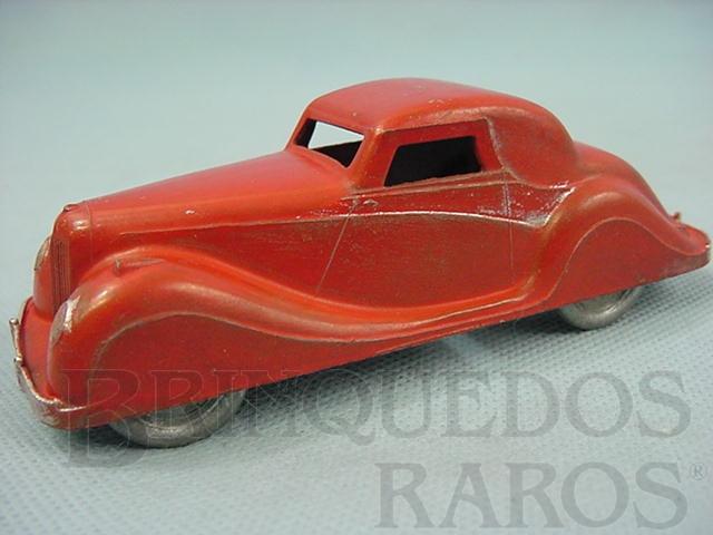Brinquedo antigo Carro Sedan com 12,00 cm de comprimento Década de 1930