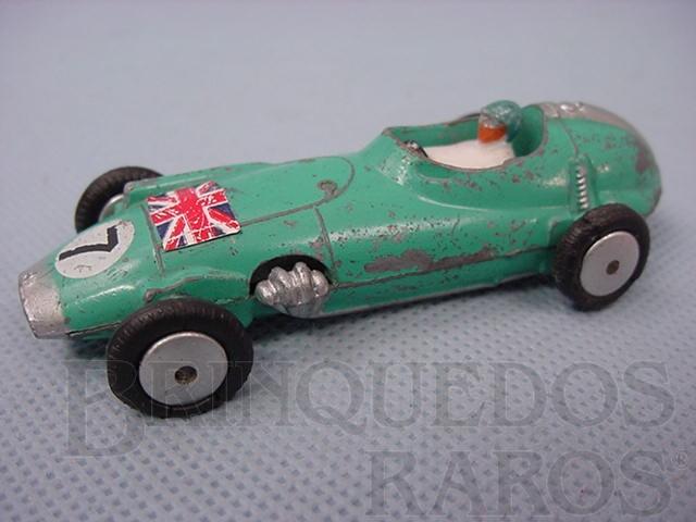Brinquedo antigo BRM Fórmula 1 Grand Prix Década de 1950