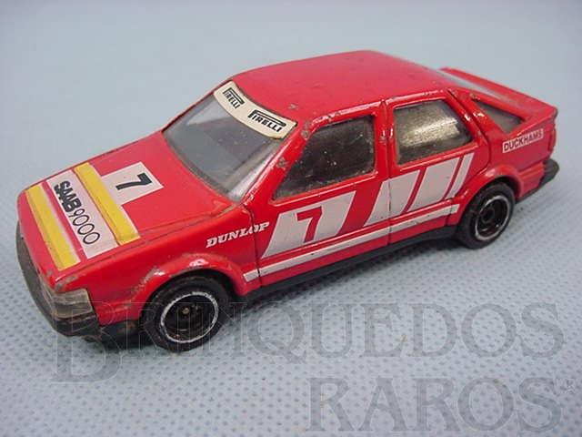 Brinquedo antigo Saab 9000