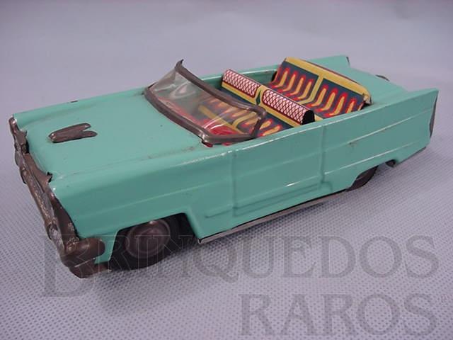 Brinquedo antigo Carro conversível com 18,00 cm de comprimento Década de 1970