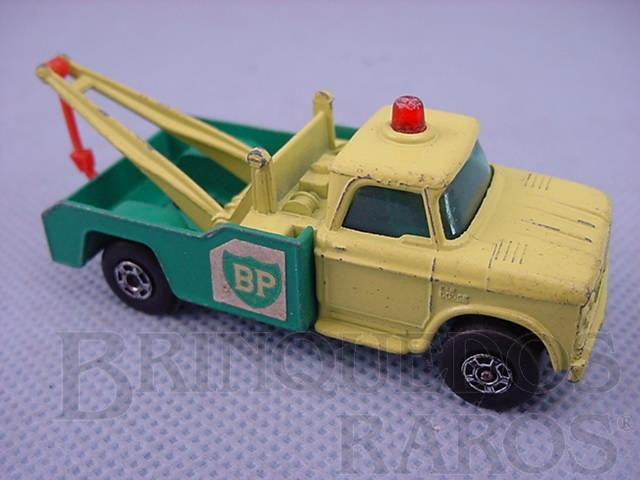 Brinquedo antigo Dodge Wreck Truck Superfast