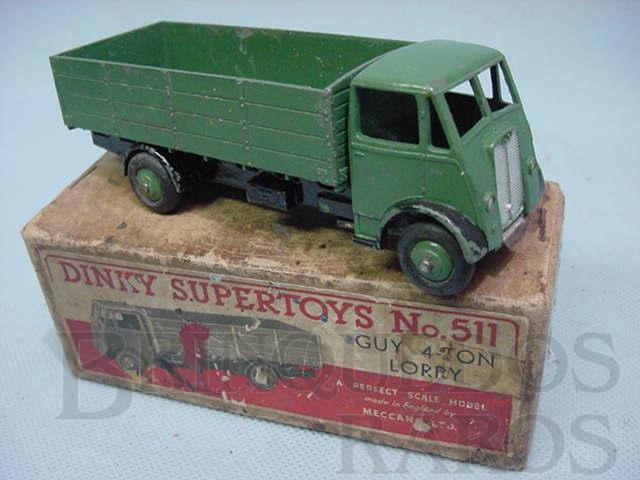 Brinquedo antigo Guy 4 Ton Lorry Ano 1947