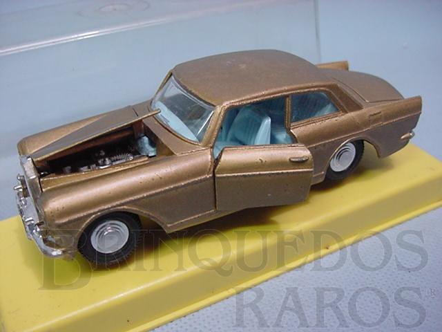 Brinquedo antigo Rolls Royce Silver Cloud Década de 1970