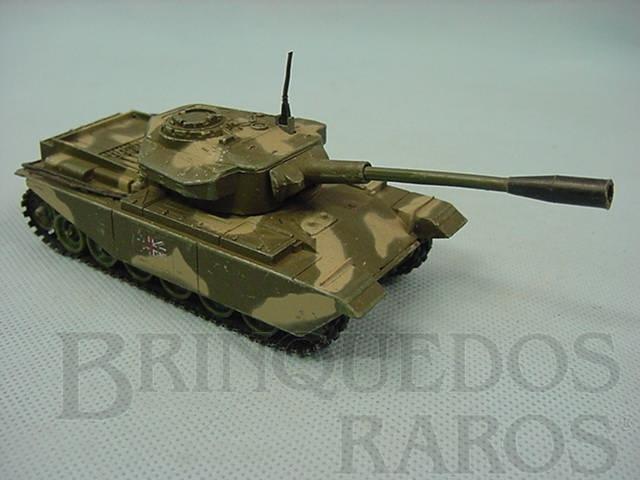 Brinquedo antigo Tanque de Guerra Centurion MK III