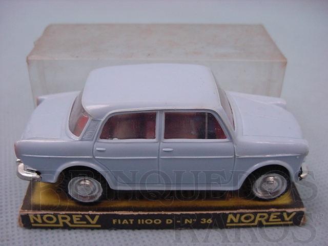 Brinquedo antigo Fiat 1100D Década de 1960