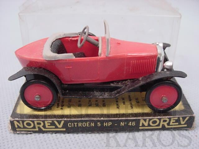 Brinquedo antigo Citroen 5 HP Década de 1960