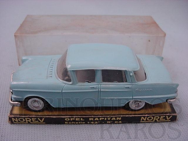 Brinquedo antigo Opel Kaptan Década de 1960