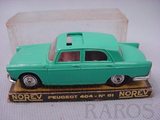 Brinquedo antigo Peugeot 404 Década de 1960