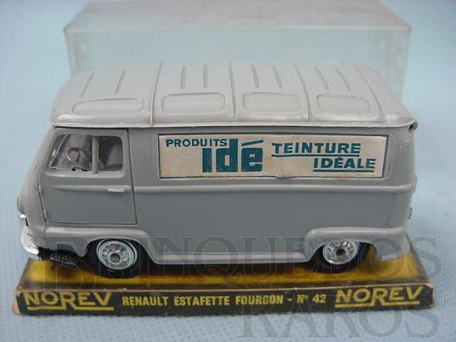 Brinquedo antigo Renault Estafette Fourgon Década de 1960