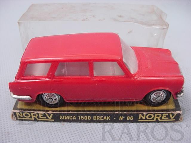 Brinquedo antigo Simca 1500 Break Década de 1960