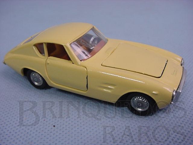 Brinquedo antigo Fiat 1.500 GT Ghia Politoys Década de 1970