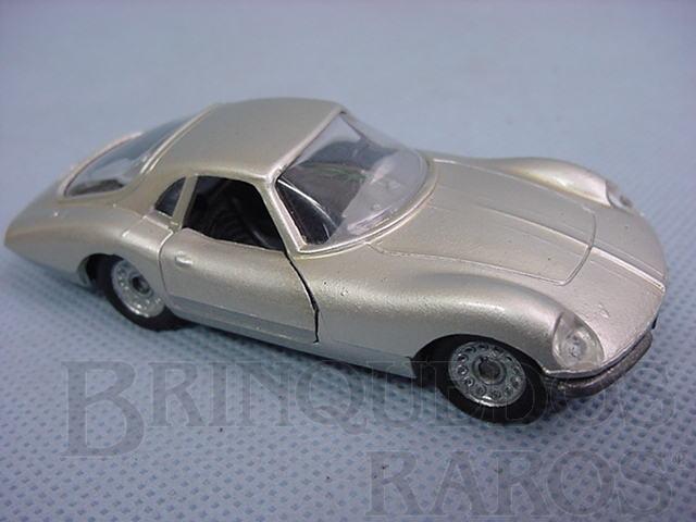Brinquedo antigo Alfa Romeo Giulia 1600 Pininfarina Politoys Década de 1970