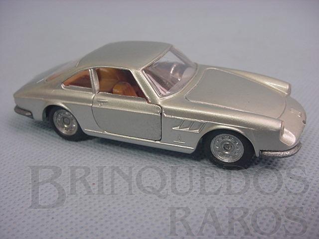 Brinquedo antigo Ferrari 330 GTC Politoys Década de 1970