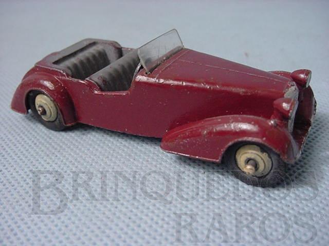 Brinquedo antigo Alvis Sport Tourer Ano 1938
