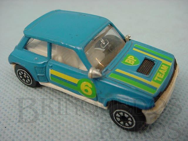 Brinquedo antigo Renault 5 Turbo Corgi Jr