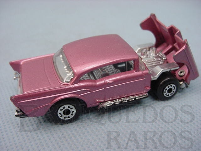 Brinquedo antigo Chevy 1957 Superfast