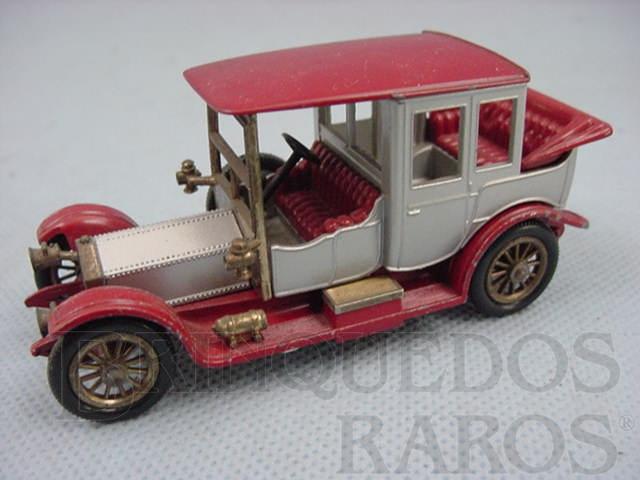 Brinquedo antigo 1912 Rolls Royce Yesteryear