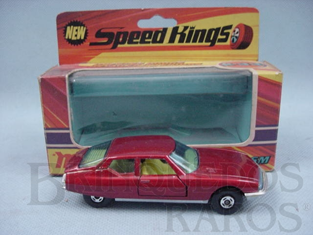 Brinquedo antigo Citroen SM Speed Kings