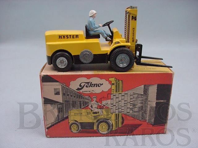 Brinquedo antigo Empilhadeira Hyster H 80C