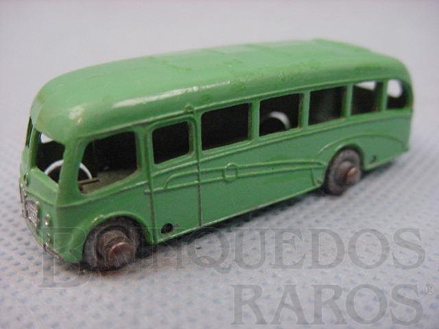 Brinquedo antigo Long Distance Coach 1956 metal  Regular Wheels