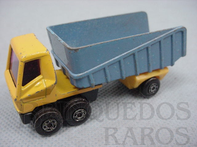 Brinquedo antigo Articulated Truck Superfast Brazilian Matchbox Inbrima 1970