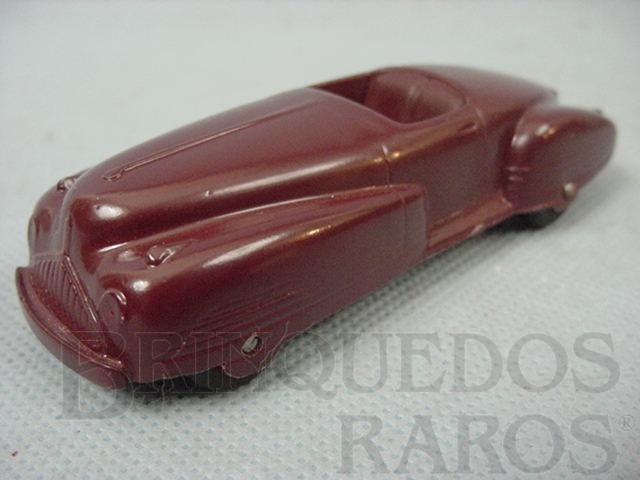 Brinquedo antigo Carro Conversível com 11,00 de comprimento Década de 1940