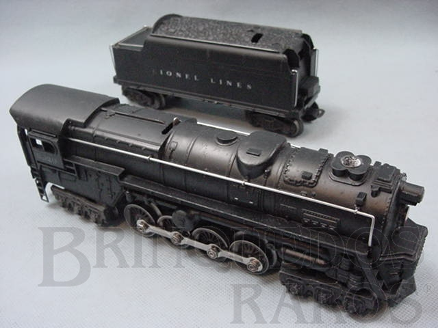 Brinquedo antigo Locomotiva 2020 Pennsylvania Steam Turbine Ano 1946 a 1947