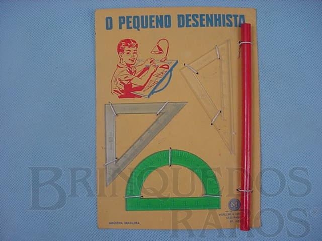 Brinquedo antigo O Pequeno Desenhista Década de 1960