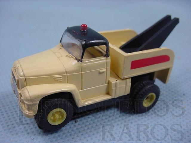 Brinquedo antigo Caminhão Guincho Série Model Motoring Década de 1960