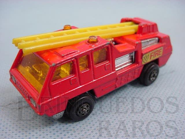 Brinquedo antigo Blaze Buster Superfast Brazilian Matchbox Inbrima 1970
