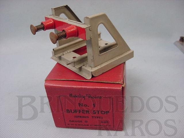 Brinquedo antigo Fim de linha Década de 1930