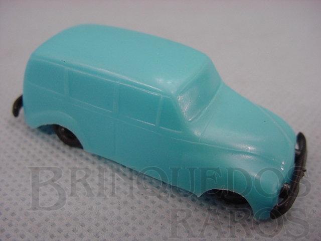 Brinquedo antigo DKW Vemag Vemaguete com 6,00 cm de comprimento brinde Toddy década de 1960