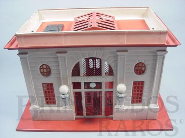 Brinquedo antigo Estação 115 Station Completa perfeito estado Ano 1946 a 1949