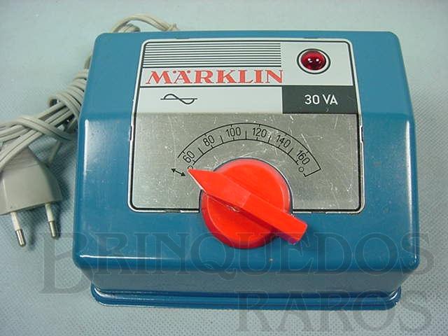 Brinquedo antigo Transformador 30 VA Corrente Alternada 110 volts Década de 1960
