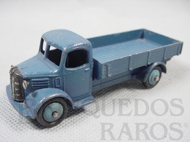 Brinquedo antigo Austin Truck azul Ano 1950