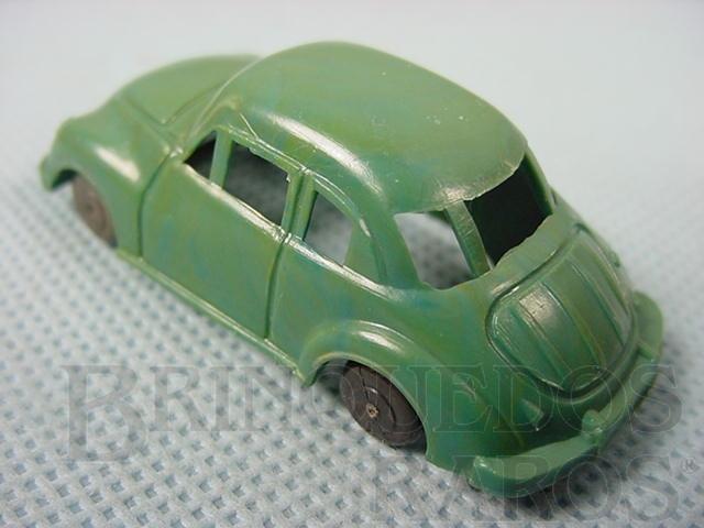 Brinquedo antigo DKW Vemag Sedan com 6,00 cm de comprimento Década de 1950