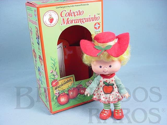 Brinquedo antigo Maçãzinha Coleção Moranguinho Década de 1980
