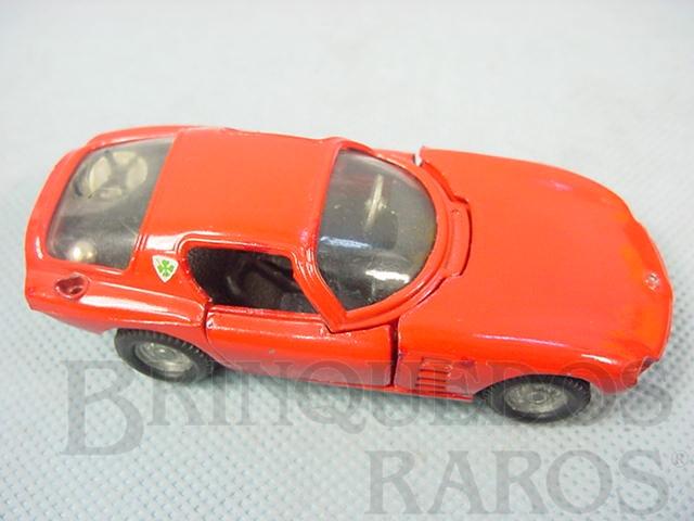 Brinquedo antigo Alfa Romeo Giulia Bertone Canguro Ano 1968