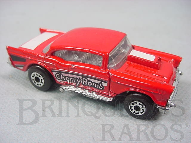 Brinquedo antigo Chevy 1957 Superfast Cherry Bomb