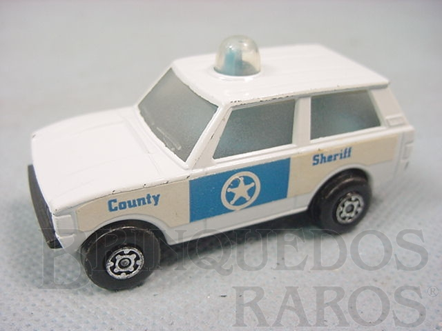 Brinquedo antigo Police Patrol Rola-Matics County Sheriff