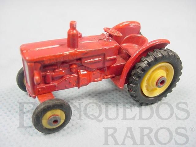 Brinquedo antigo BM Volvo Tractor Husky