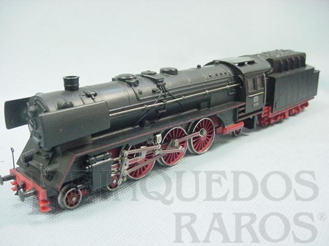 Brinquedo antigo Locomotiva a vapor tipo 2