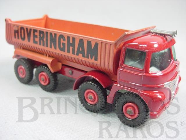 Brinquedo antigo Hoveringham Tipper King Size
