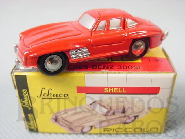 Brinquedo antigo Mercedes Benz 300 SL Série Piccolo Década de 1990